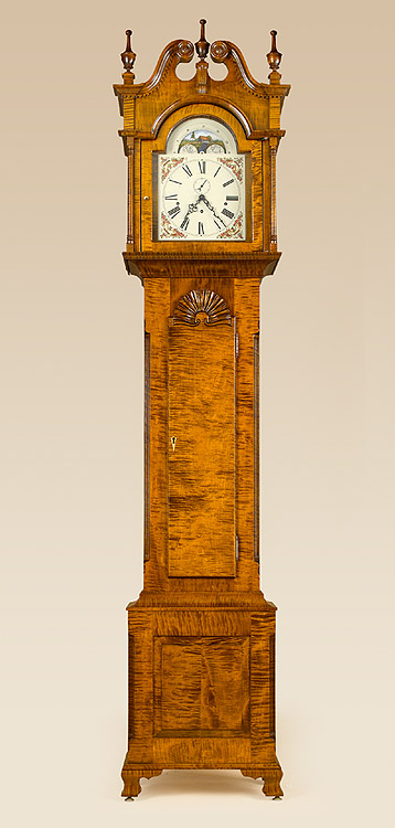Arlington Grandfather Clock Image