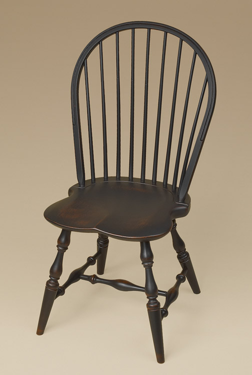 Bow-Back Side Windsor Chair Image