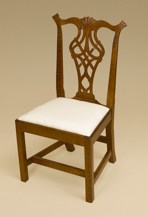 Chippendale Side Chair Image
