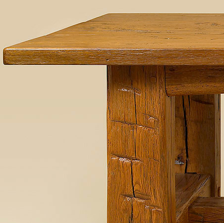 Country Barn Wood Table