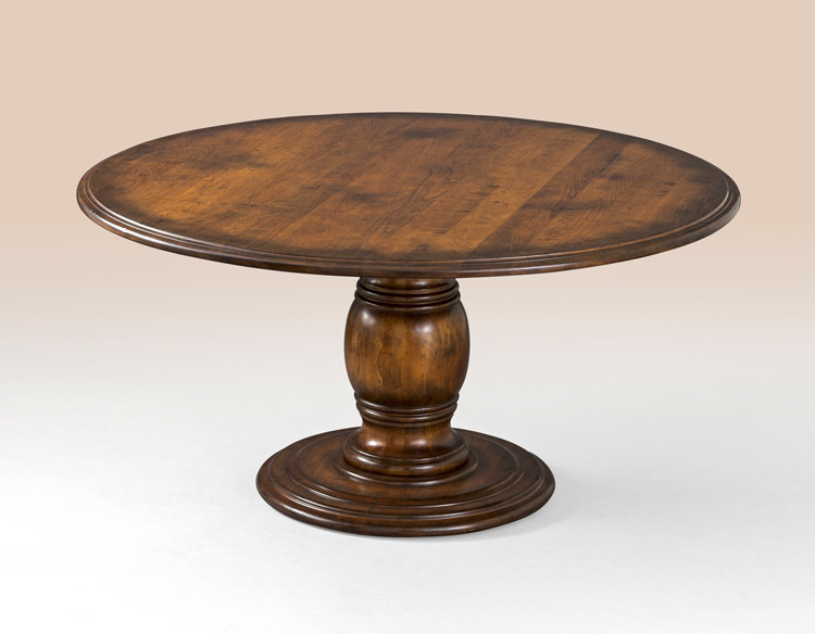 Country Estate Pedestal Table Image