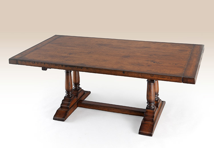 English Trestle Table Image