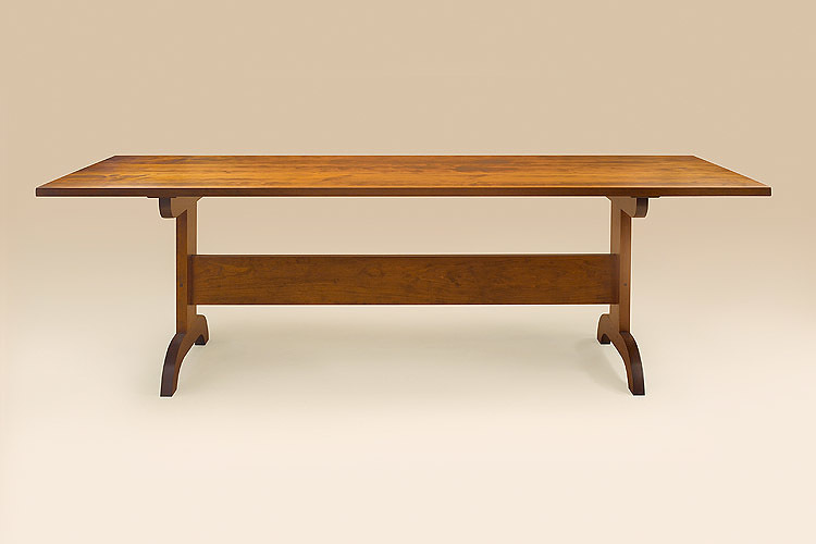 Harvest Kitchen Table Groffs trestle table groff workwithnaturefo