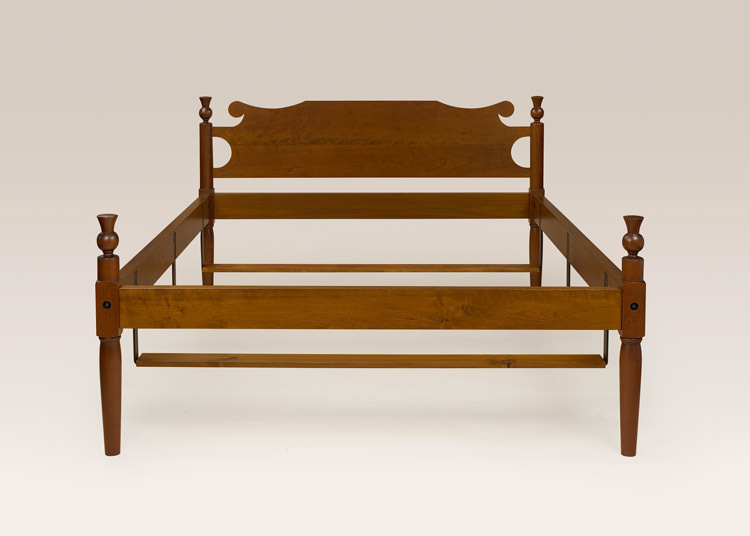 Historical Bloomfield Bed Image