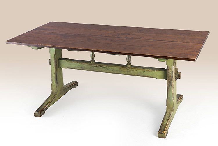 Historical Ripton Trestle Table Image