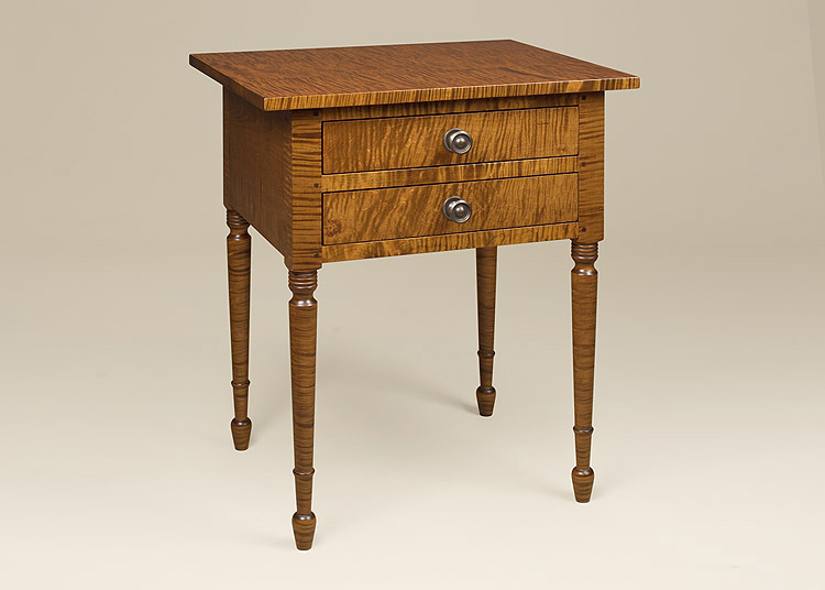 Historical Sheldon Side Table Image