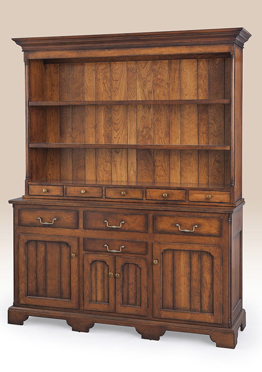 Otis Open Top Hutch Image