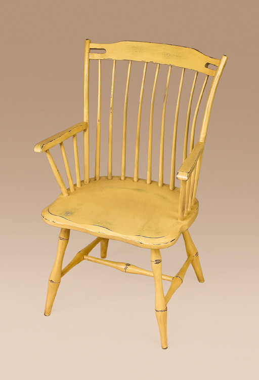 Beauport Thumb Back Armchair Image
