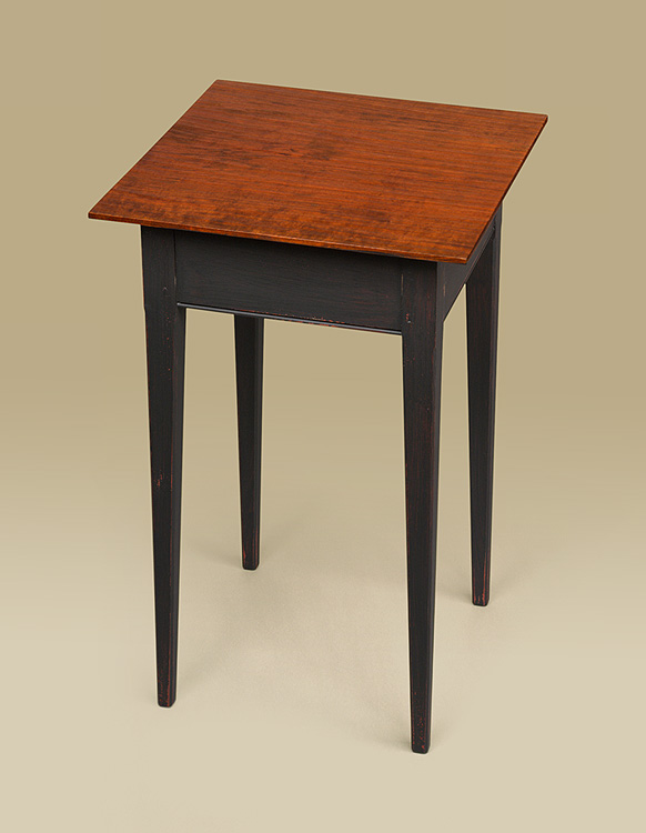 Cherry Planed Top Stand Image