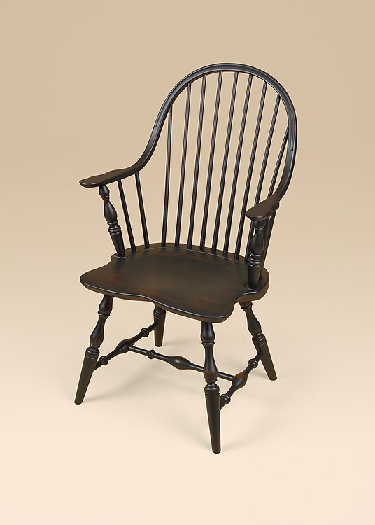 Continuous Arm Windsor Armchair Image