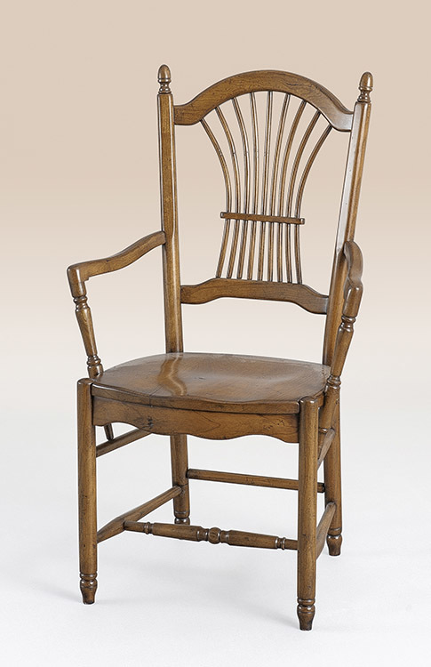 Country Manor Wheatback Armchair Image
