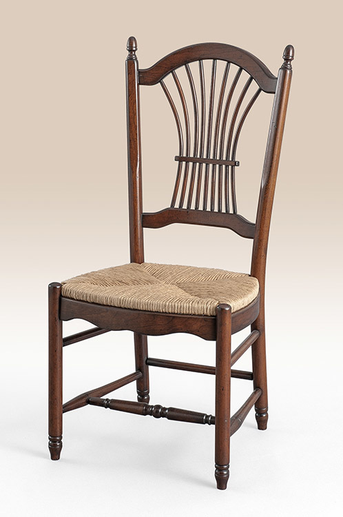 Country Manor Wheatback Side Chair Image
