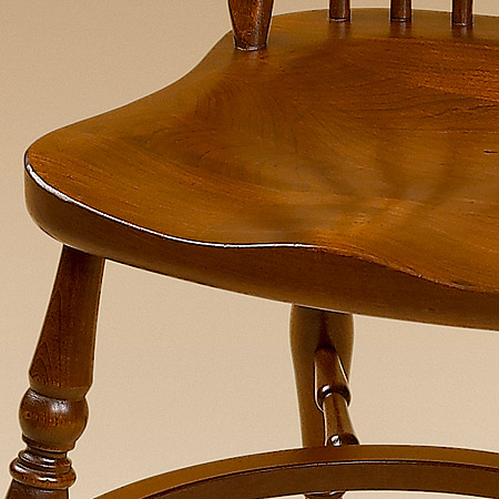 English Bow Back Side Chair