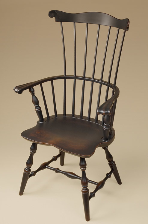 Fan Back Windsor Armchair Image