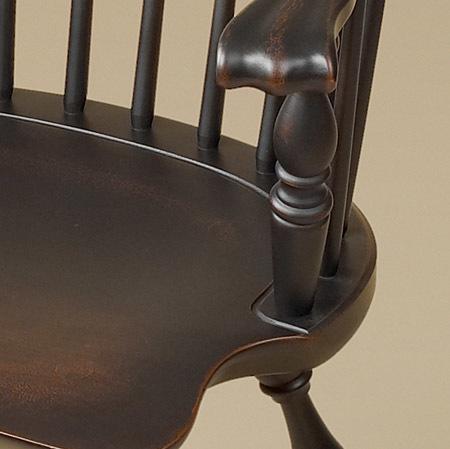Fan Back Windsor Armchair