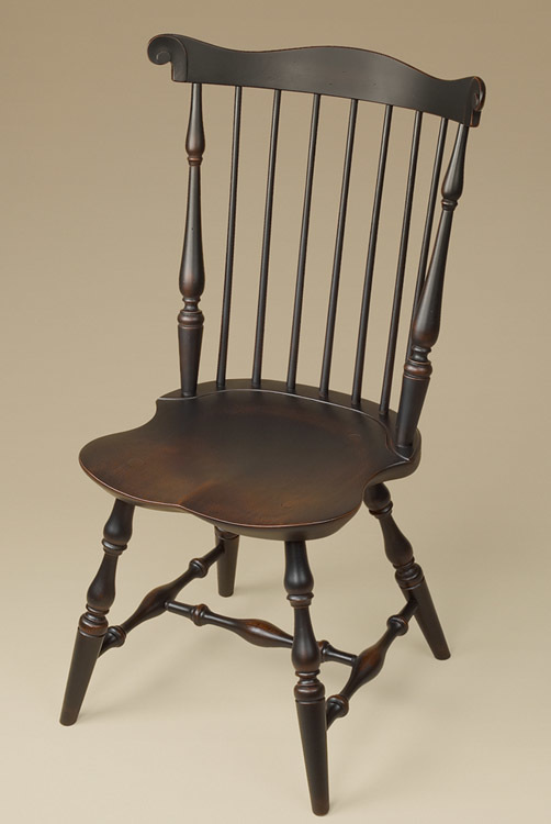 Fan-Back Windsor Side Chair Image