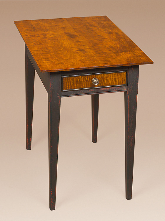 Gettysburg End Table - Mixed Finish Image