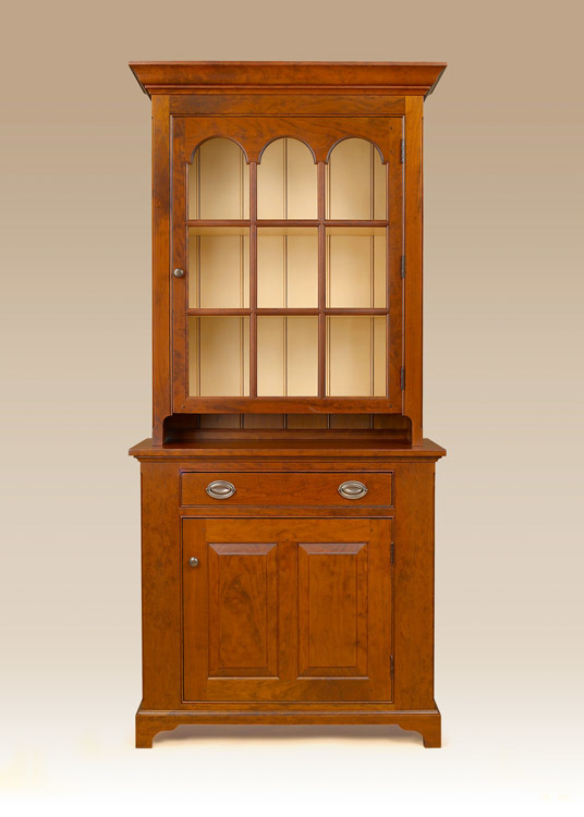 Historical Bennington Wall Cupboard Image