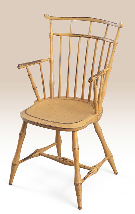 Historical Birdcage Windsor Armchair Image