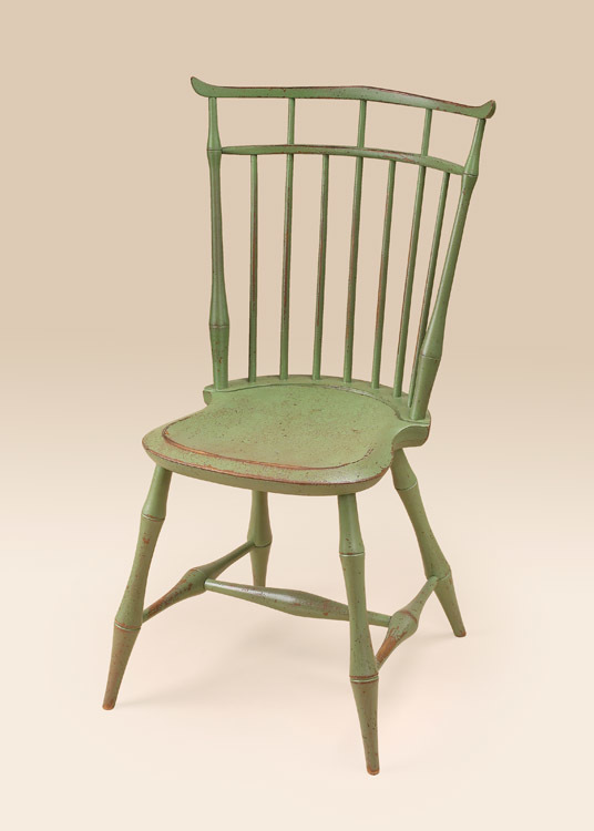 Historical Birdcage Windsor Chair Image