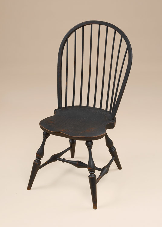 Historical Bow-Back Windsor Side Chair Image