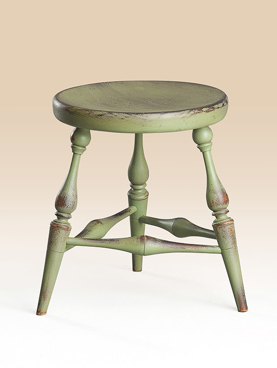 Historical Farm Table Stool Image