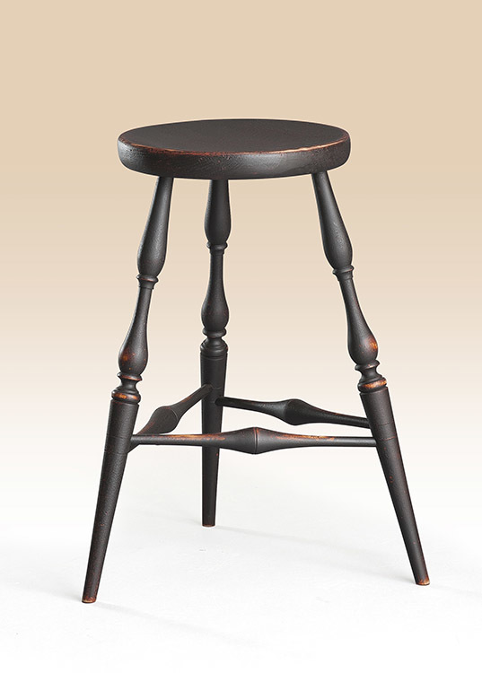Historical Pennsylvania Stool Image