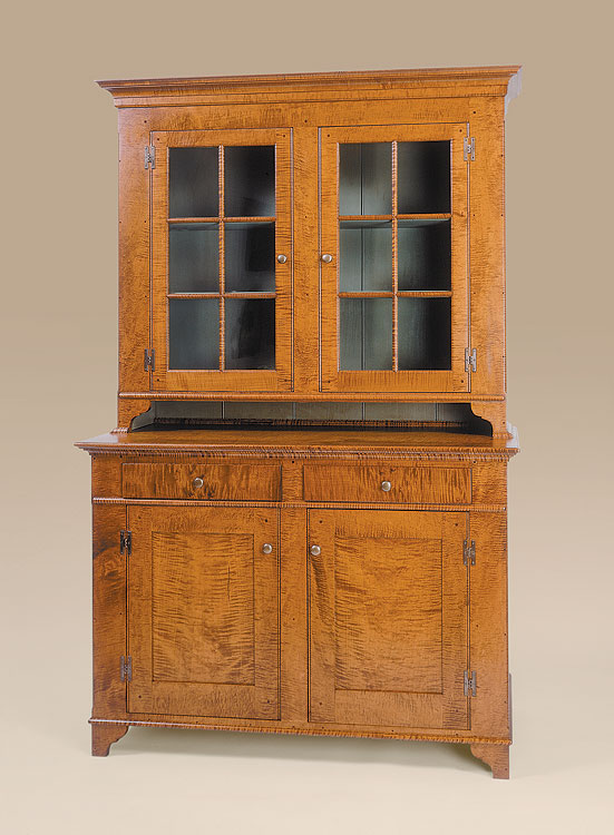 Lancaster County Dutch Cupboard Image
