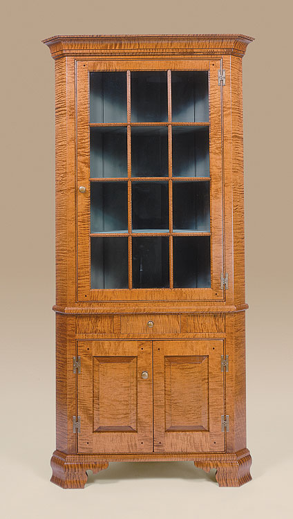 Lehigh Valley Corner Cupboard Image
