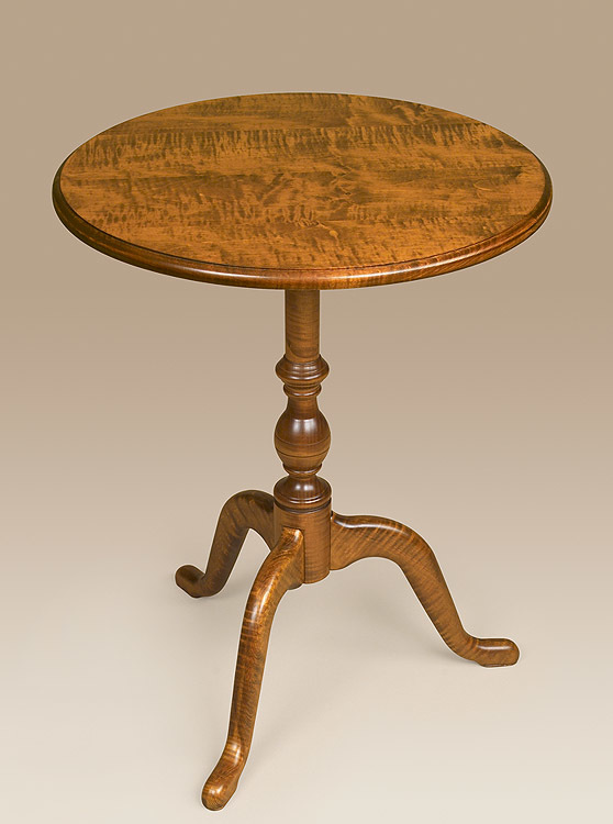 Queen Anne Candle Stand Image