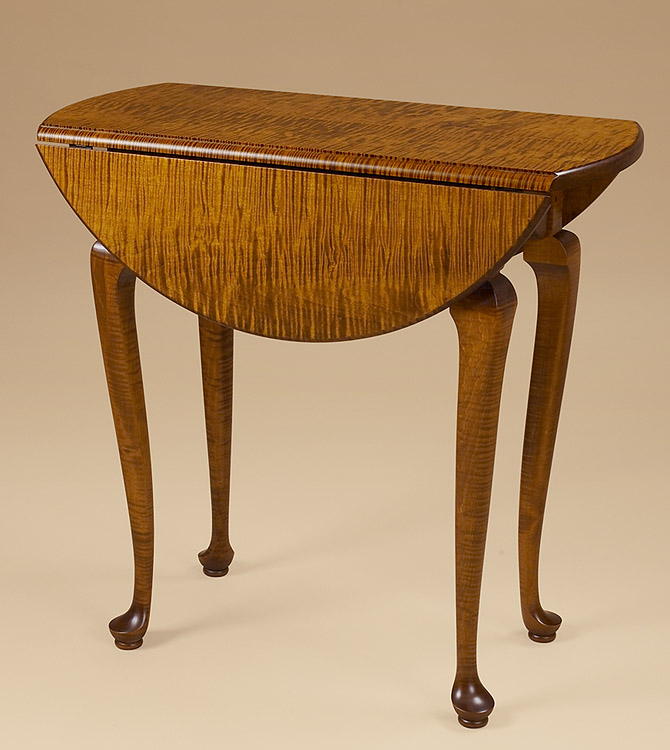Queen Anne Drop Leaf Table Image