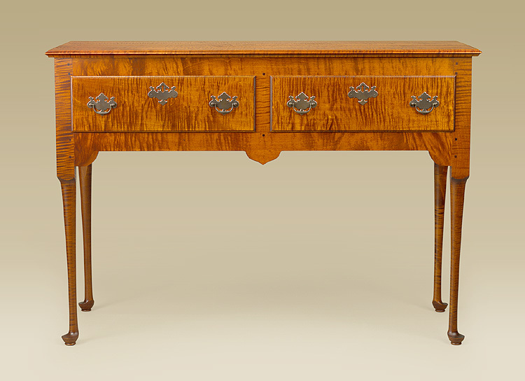 Queen Anne Sideboard Image