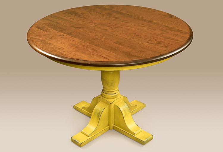 Round Innkeepers Table Image