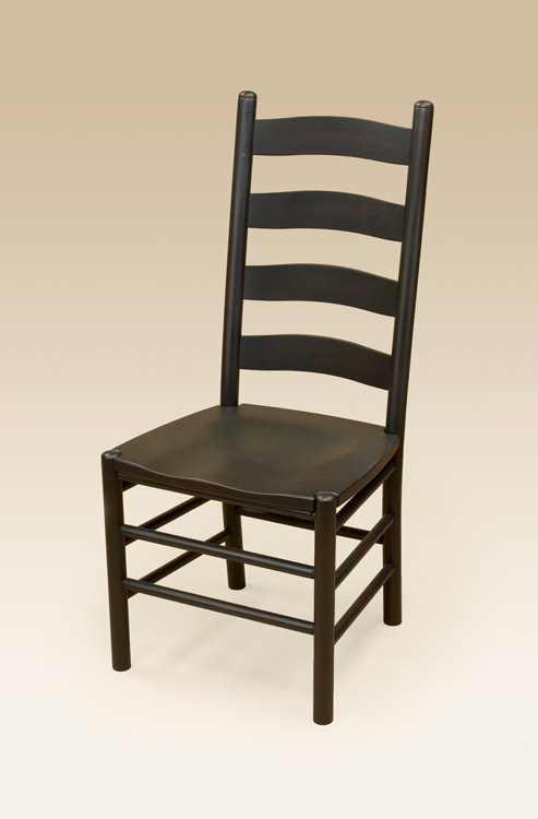 Taunton Ladderback Side Chair Image