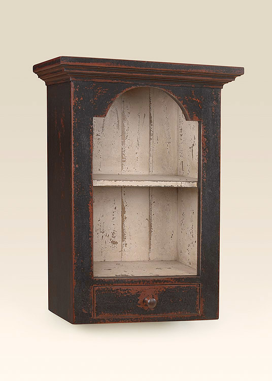 Accomac Hanging Wall Cabinet Image
