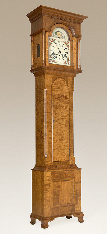 Chester County Grandfather Clock