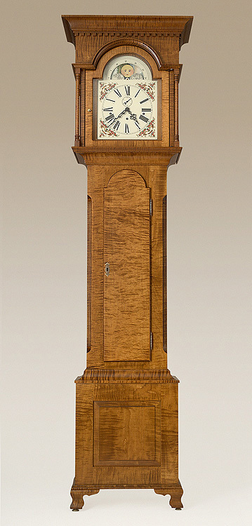 Chester County Grandfather Clock Image