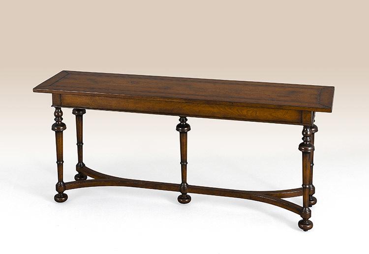 English Style Hall Table Image