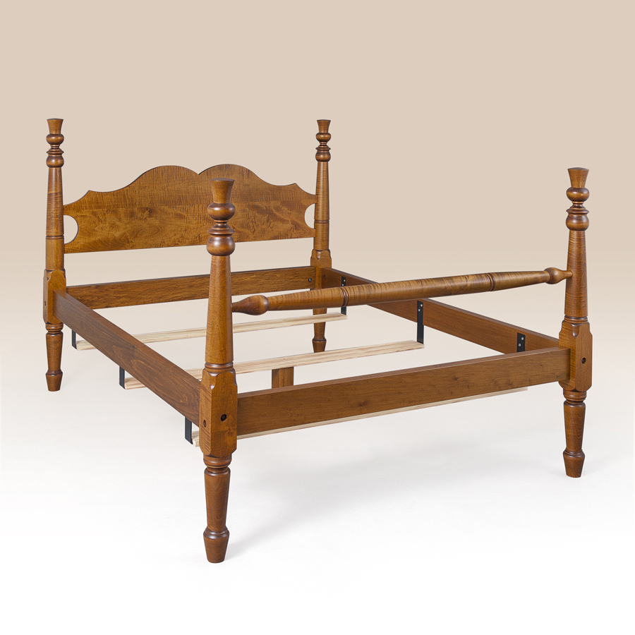 Historical Lancaster Thistle Bed Image