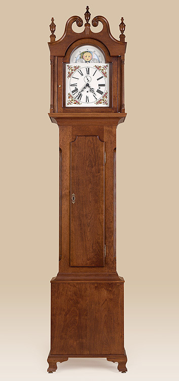Lancaster County Grandfather Clock