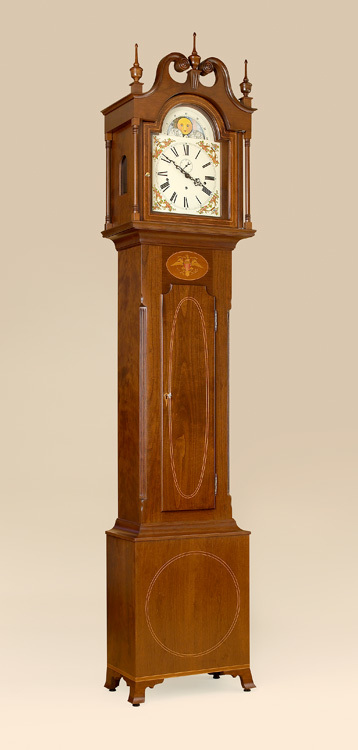 Manheim Grandfather Clock Image
