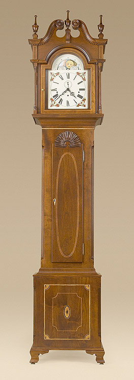 New Jersey Grandfather Clock Image