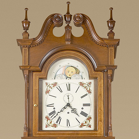 New Jersey Grandfather Clock