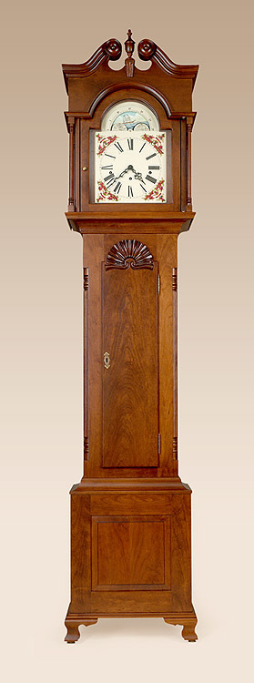 Perry County Grandfather Clock Image