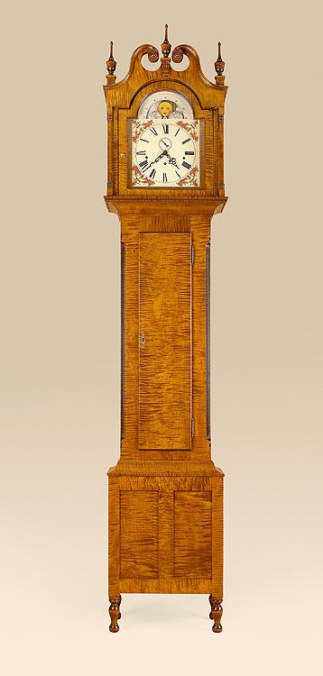 Virginia Grandfather Clock
