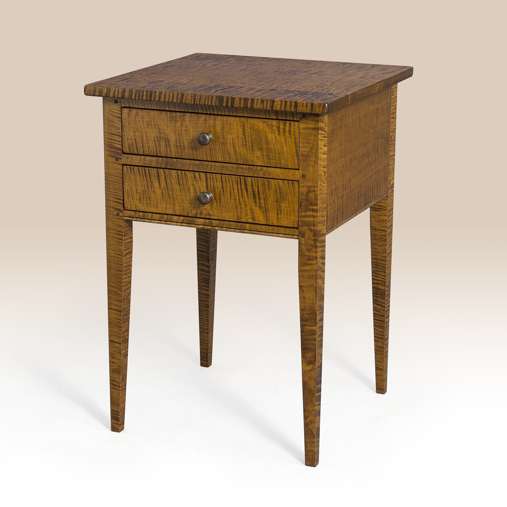 Historical Two Drawer Shaker Stand Image