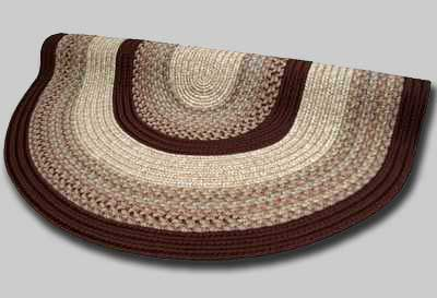 Beantown Braided Rug - Tea Party Blend - Number 24 Image