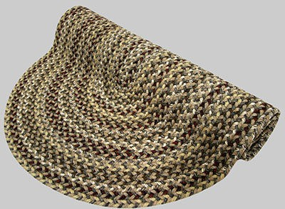 Vineyard Haven Braided Rug - Sand Dunes - Number 600 Image
