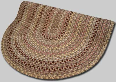 Pioneer Valley II Braided Rug - Buckskin - Number 74 Image