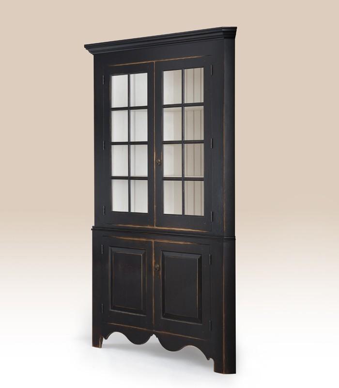 Historical Brickerville Corner Cabinet Image
